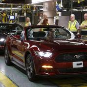 Guerre commerciale : l'UE prête à abaisser ses droits de douane sur les voitures