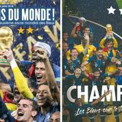 De nombreux livres sortis ou à sortir célèbrent la victoire des Bleus de Didier Deschamps