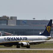 Ryanair annule 600 vols en Europe les 25 et 26 juillet