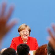 Face à Trump, les doutes de Merkel