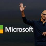 Chez Microsoft, tous les moteurs tournent à plein régime
