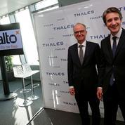 Thales espère boucler le rachat de Gemalto fin 2018