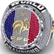 Griezmann va offrir à tous les Bleus des bagues de champions du monde