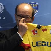 Les déboires des groupes chinois dans le football européen