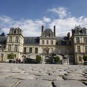 L'escalier de Fontainebleau marche après marche