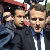 En pleine affaire Benalla, un sondage donne Macron à son plus bas historique