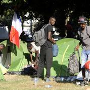 Nantes : 300 migrants évacués d'un square occupent désormais un ancien lycée