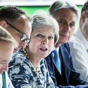 Theresa May reprend en direct les négociations du Brexit