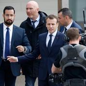 Macron sort du silence sur l'affaire Benalla : «Le responsable, c'est moi et moi seul»