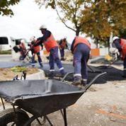 La pénurie de bitume bloque les chantiers