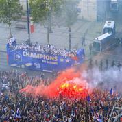 Benalla serait aussi responsable de la descente express des Bleus sur les Champs-Élysées