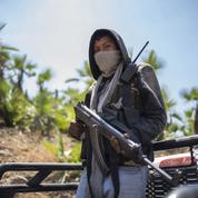 Au Mexique, plus de 11 000 assassinats liés au narcotrafic en 6 mois