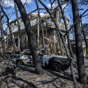 Incendies en Grèce : le bilan s'alourdit, les recherches se poursuivent