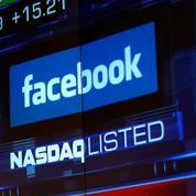 Facebook perd 114 milliards de dollars en Bourse
