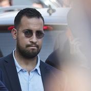 «Il ment» : la lourde charge d'Alexandre Benalla contre Alain Gibelin