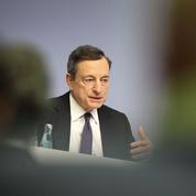 BCE : Draghi a réussi à faire baisser l'euro