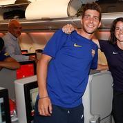 Au FC Barcelone, les hommes voyagent en classe affaires, les femmes en économique