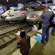Montparnasse : la SNCF assure samedi deux tiers des trains sur l'Atlantique