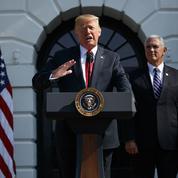Croissance : la conjoncture sourit à Donald Trump