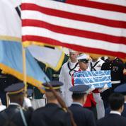 Pyongyang restitue des dépouilles de soldats américains