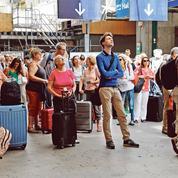 Sortie de crise en vue à la gare Montparnasse