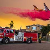 Incendies en Californie : des photos toujours plus impressionnantes