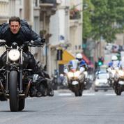 Dans Mission impossible ,Tom Cruise rend hommage à Paris