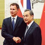 Brexit: Londres ouvre la voie à un accord commercial avec Pékin