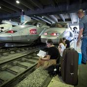 Montparnasse: la SNCF prévoit la circulation de quatre trains sur cinq jeudi