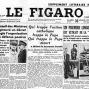 30 juillet 1938 : les fausses informations mettent la paix en danger
