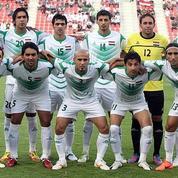 L'Irak va disputer un match en Palestine, une première historique
