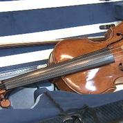 Le violon à 200.000 dollars acheté à vil prix par un prêteur sur gage de Boston