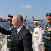 Poutine ressuscite le contrôle idéologique sur l'armée