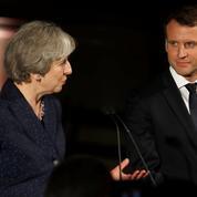 Au début de ses vacances, Emmanuel Macron va recevoir Theresa May à Brégançon