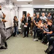 LeBron James ouvre une école pour les enfants défavorisés aux États-Unis