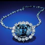 Les diamants bleus se formeraient dans de l'eau de mer enfouie dans les entrailles de la Terre