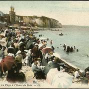 La vogue des bains de mer en Normandie vue par Le Figaro de la Belle Époque
