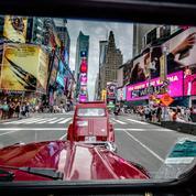 Citroën parade à New York