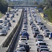 Sur l'autoroute, un tiers des Français jette ses déchets par la fenêtre