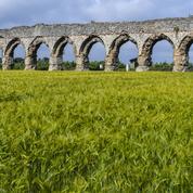Loto du patrimoine: à la découverte de l'aqueduc du Gier à Chaponost et Sainte-Foy-lès-Lyon