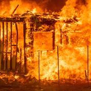 Californie : face aux incendies, Donald Trump déclare l'état de catastrophe naturelle
