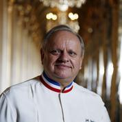 Joël Robuchon, un chef du ballon rond