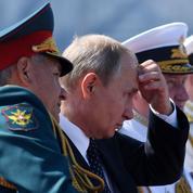 En Russie, des régiments de l'armée portent désormais le nom de villes européennes