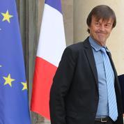 Hulot déplore «les querelles politiciennes» dans la lutte contre le réchauffement climatique