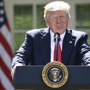 Les États-Unis imposent officiellement une première salve de sanctions à l'Iran