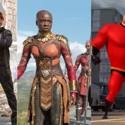 Avengers, Black Panther, Les Indestructibles 2 ,Disney mène le box-office mondial 2018
