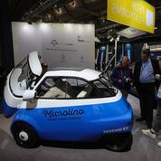Reconvertie à l'électricité, la petite Isetta de BMW renaît en Suisse