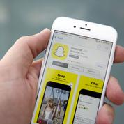 Pour la première fois, le réseau social Snapchat perd des utilisateurs