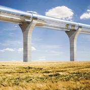 Hyperloop : la France accueille le train supersonique