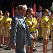 Cette colonie d'Artek, où la Russie forme les jeunes du monde